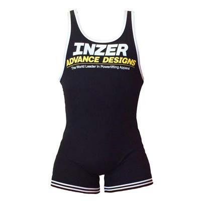 Трико Inzer Singlet black