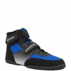 Ботинки для становой тяги Deadlift blue