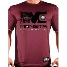 Футболка Monsta Construction (red)