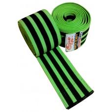 Коленные бинты PL green 2 m