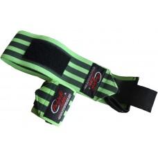 Кистевые бинты PL green 56 cm